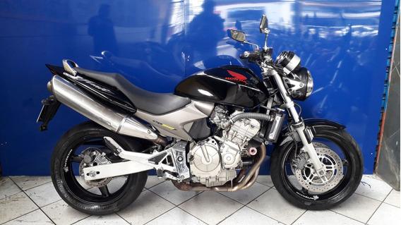 Honda Hornet 600 F Preta 2006