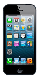 iPhone 5 32gb Preto Bom Usado Seminovo