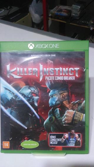 Killer Instinct Xbox One Original Mídia Física