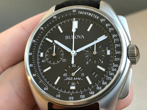 Relógio Bulova Moon Watch Special Edition Apollo 15 96b251