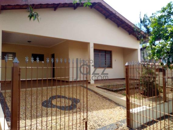 Casa Com 2 Dormitórios E Edícula À Venda, 119 M² Por R$ 480.000 - Jardim Pinheiros - Valinhos/sp - Ca5157