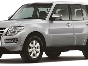 Mitsubishi Montero Limited 2019