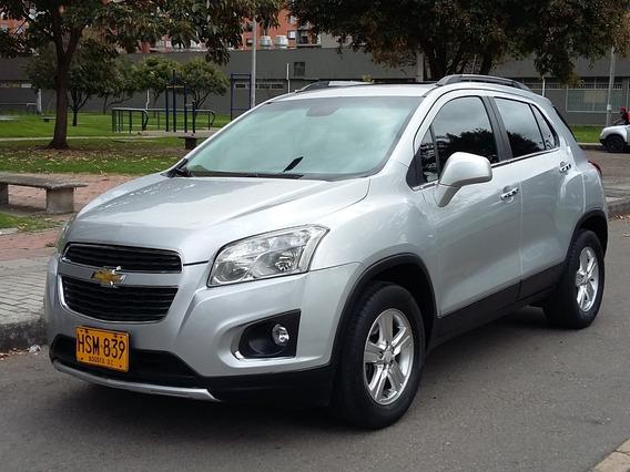 Hermosa Chevrolet Tracker Automatica Con Techo