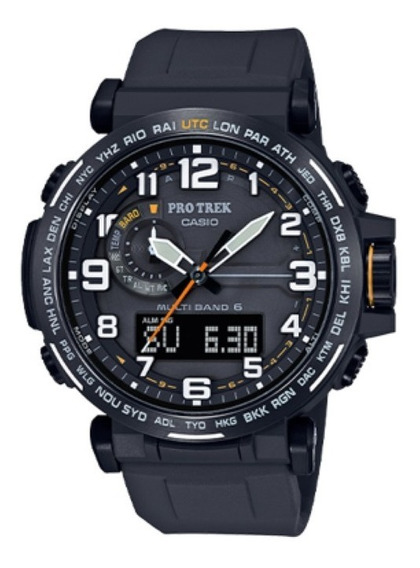Reloj Casio Protrek Triple Sensor Prw-6600y-1a9