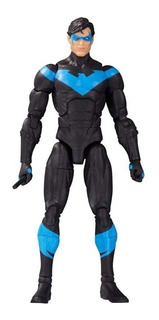 Dc Essentials Nightwing Dc Collectibles - Robot Negro