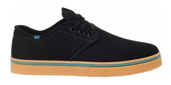 Tênis Hocks - Del Mar - Black Mesh Preto - Hocks