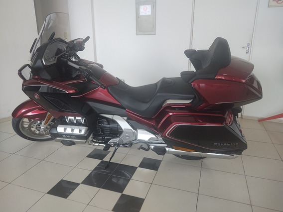 Honda Gold Wing Gl 1800 Tour - Impecavel - Na Garantia