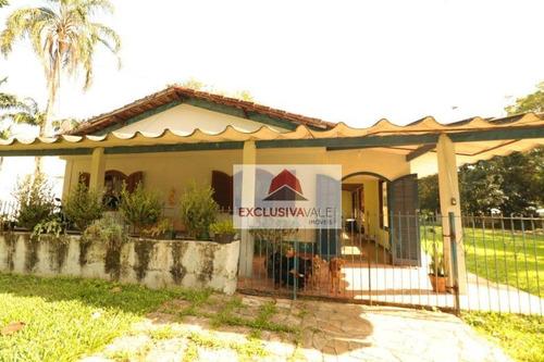 Chácara Com 3 Dormitórios À Venda, 4730 M² Por R$ 685.000,00 - Buquirinha - São José Dos Campos/sp - Ch0009