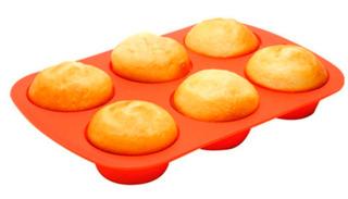 Molde De Silicona P/ Hornear Cupcakes O Preparar Gelatina