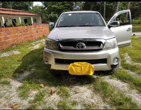 Toyota Hilux 2009 2.5 Cab. Dupla 4x4 4p