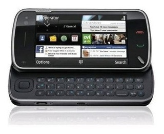 Nokia N97 32gb Touch 3.2 Wifi 3g 5mp Video Gps Internet Mp3