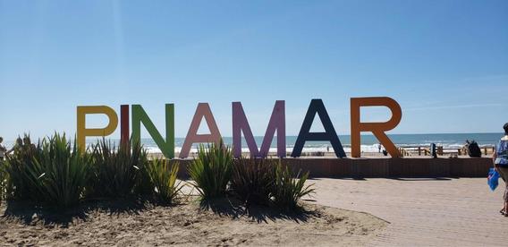 Departamento A 1 Cuadra Del Mar Y 3 Del Centro En Pinamar