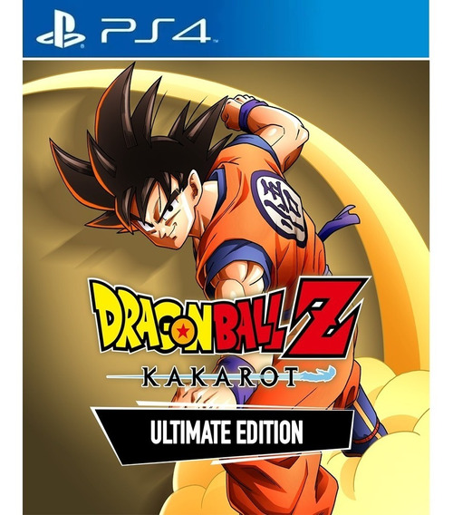 Dragon Ballz:kakarot-edição Definitiva Ps4 Psn Envio Digital