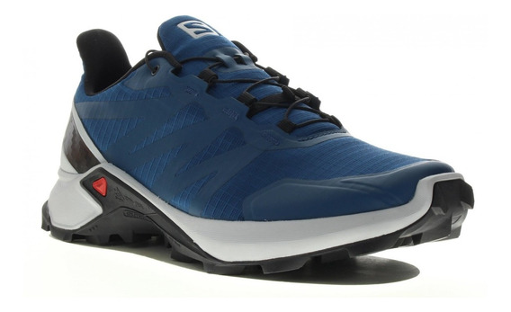 Zapatillas Salomon Trail Running Hombre Supercross Az Ras