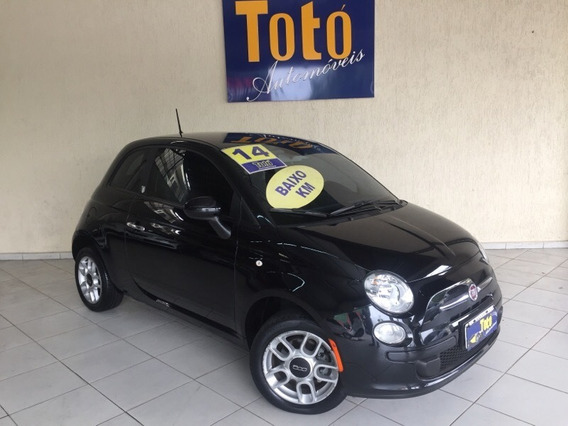 Fiat 500 Cult 1.4 Evo (flex) Flex Manual