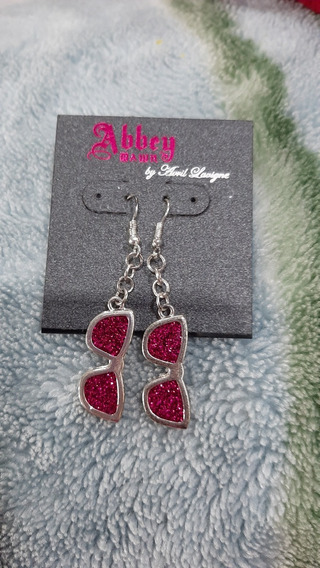 Brincos Pink Sunglasses Abbey Dawn By Avril Lavigne