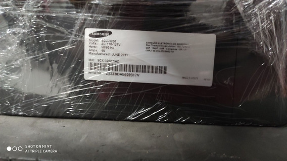 Impressora Laser Multifuncional Samsung Scx 3200 110v