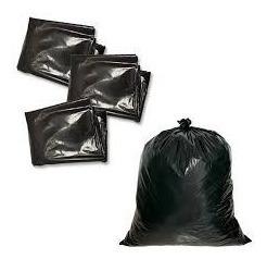 Bolsas Plasticas Negras 40 Kg Extrafuerte Calibre 14 Bs 2680