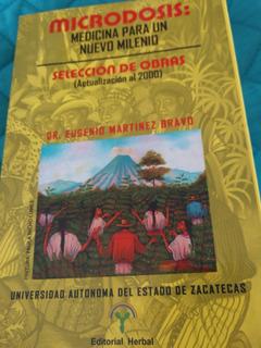 Libro De Cómo Hacer Tus Micro Dosis Herbolaria Dr. Eugenio M