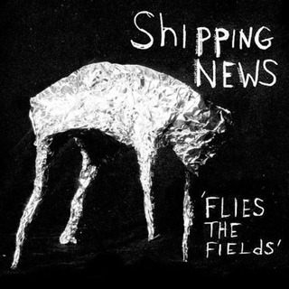 Vinilo : Shipping News - Flies The Fields