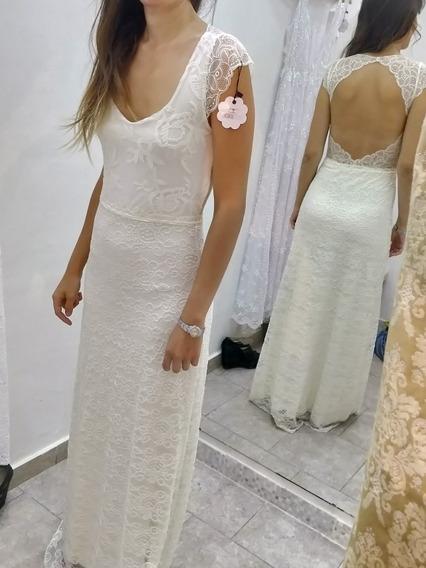 Vestido De Novia Civil Casamiento