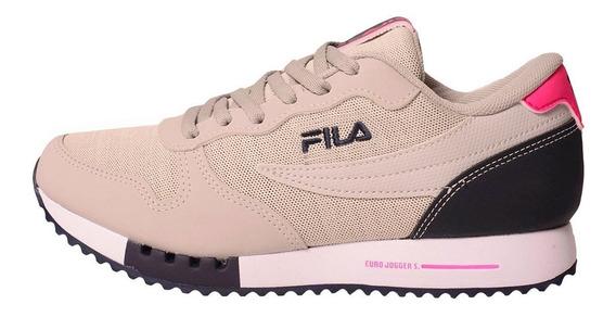Zapatillas Fila Euro Jogger Mujer