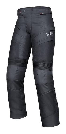 Calça Masculina Moto Ventilada Impermeável Calça X11 Breeze