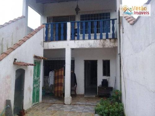 Imagem 1 de 29 de Sobrado Com 3 Dormitórios À Venda, 90 M² Por R$ 170.000,00 - Satélite - Itanhaém/sp - So0189