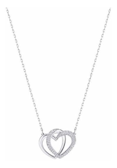 Collar Hearts Plata 925