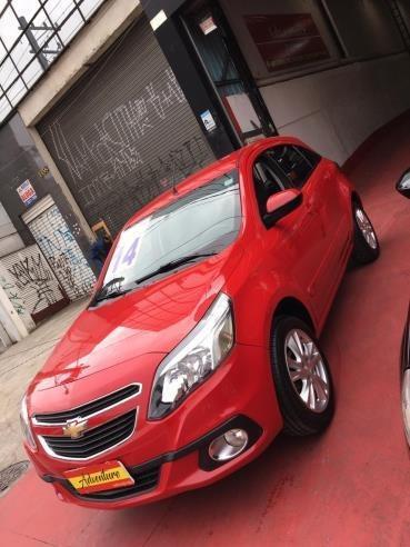 Chevrolet Agile Ltz 1.4 8v (flex) Flex Manual