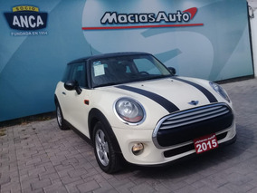 Mini Cooper 1.5t Salt Aut 2015 Credito Recibo Auto Financiam