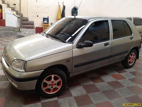 Renault Clio Rte Mt 1400cc Aa