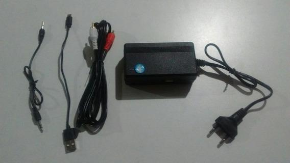 Interface Via Bluetooth Para Seu Som Antigo Ou Novo Bi Volt