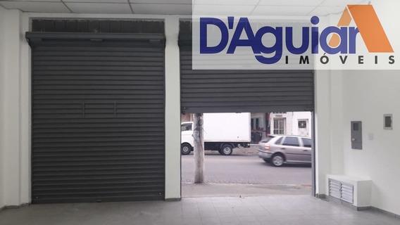 Salão De Esquina - 120m² De Vão Aberto Na Av. Guapira X Rua Dos Ferroviarios- 200 Metros Do Tucuruvi - Dg2143