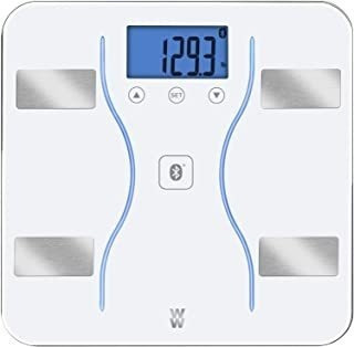 Ww Scales By Conair Bluetooth Body Analysis Bathroom Scale -