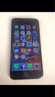 iPhone 6 64gb Prateado Anatel Desbloqueado