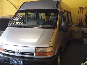 Renault Master 2.5 Dci 16 Lugares - Pronta Para Trabalhar