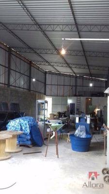 Galpão Industrial À Venda, Pinhalzinho. - Ga0043