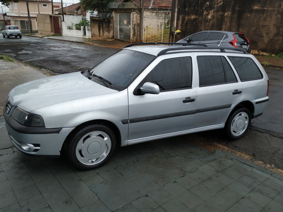 Parati Turbo 16v