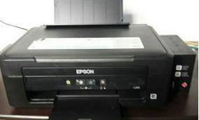 Impressora Epson L210 Ecotank Usada