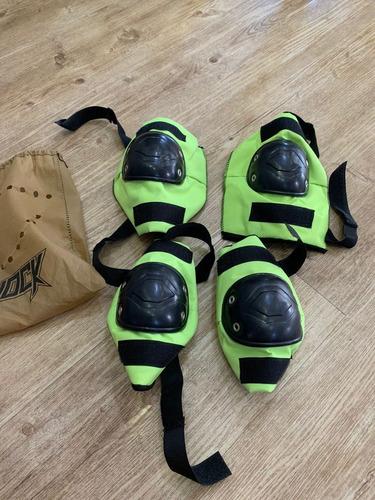 Imagem 1 de 2 de Kit Proteção Infantil Bike Skate Patins Criança