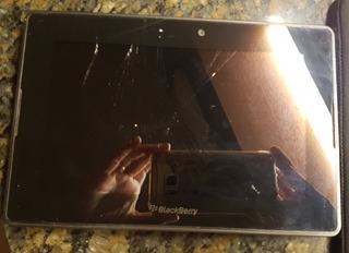 Blackberry Playbook Original 7 Pulgadas (pantalla Rajada)