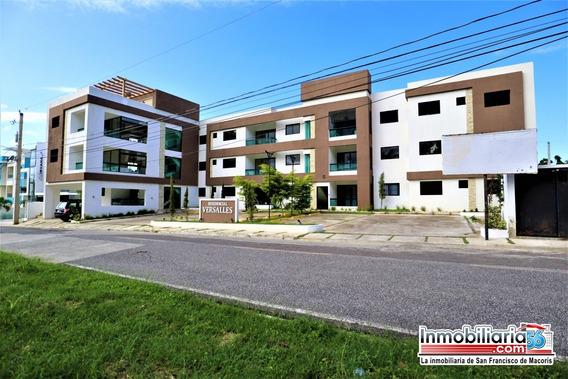 Acogedor Apartamento En Proyecto Cerrado.