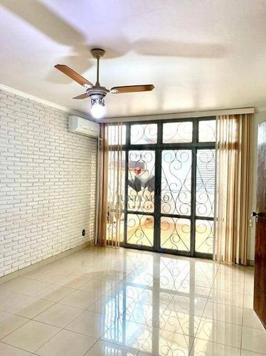 Para Alugar Por R$ 5.000 Casa Com 4 Dormitórios, 399 M²/mês - Jardim Sumaré - Ribeirão Preto/sp - So0411