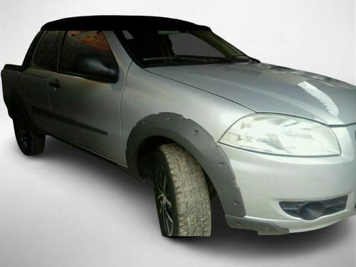 Imagem 1 de 14 de  Fiat Strada Cd Working 1.4 8v Flex