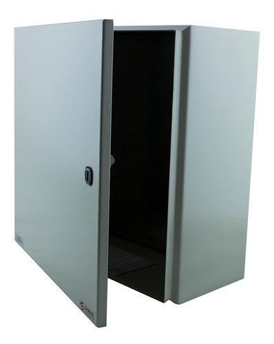 Gabinete Metalico Estanco Ip65 Tradicional 450x450x210mm