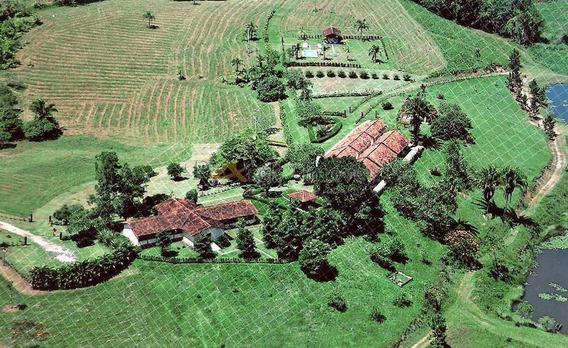 Fazenda Com 12 Dorms, Centro, Pariquera-açu - R$ 3.200.000,00, 1.200m² - Codigo: 298 - V298