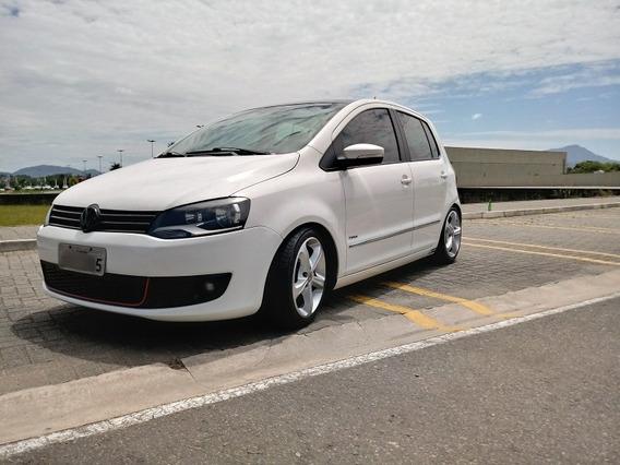 Volkswagen Fox 1.6 Vht Prime Total Flex 5p 2010