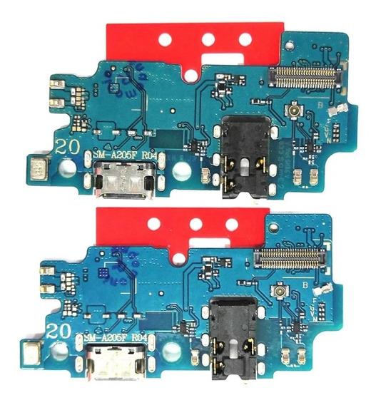 Flex Centro De Carga Samsung A20 Sm-a205 Nuevo Original