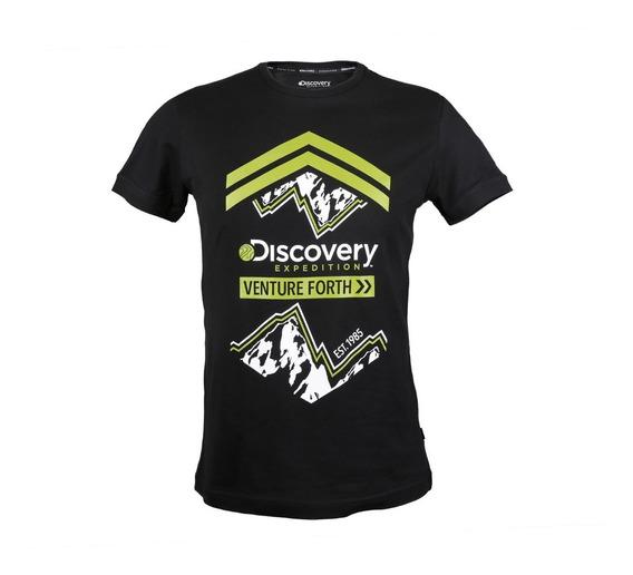 Playera Discovery Venture Forth